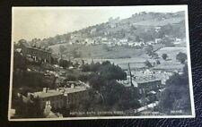 POSTCARD; 202153; MATLOCK BATH SHOWING RIBER; USED; POSTED