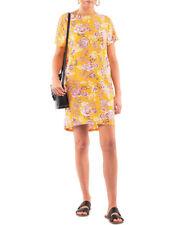 All About Eve Women's Summer Floral Shift Dress Short Sleeve Viscose