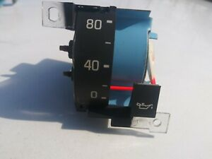 1988 90 CHEVY S10 TRUCK OIL PRESSURE DASH GAUGE