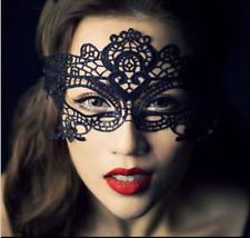 Venezianische Augenmaske *Spitze*Ball*Karnevall*Sexy*Gothik*Emo*Fasching*