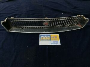 1970 - 1972 recessed front grill MGB