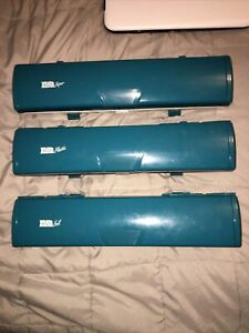 3 Wrap Master - Foil, Plastic, & Paper Dispensers Model 1800 Turquoise