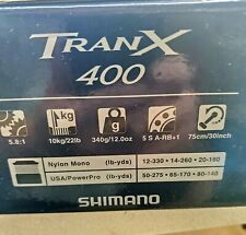 Shimano Tranx 400 5:6:1