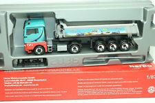 """Herpa 308762  MAN TGX XL Euro 6c Rundmulden-Sattelug """"Schmuttermair"""""""