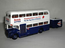 EFE AEC RMA AEC ROUTEMASTER & Rimorchio 1/76 British Airways 36203