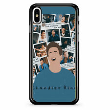 Friends Chandler Bing Phone Case iPhone Case Samsung iPod Case Phone Cover