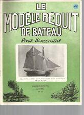 """MODELE REDUIT DE BATEAU N°62 TORPILLEURS ALLEMANDS (2) / CROIXEUR """"TRE-KRONOR"""""""
