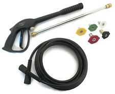 3000 PSI / 7 GPM SPRAY GUN, WAND, HOSE & TIPS KIT for Power Pressure Washers