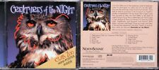 Creatures of the Night, Northsound 1 New Factory Sealed Out of Print CD