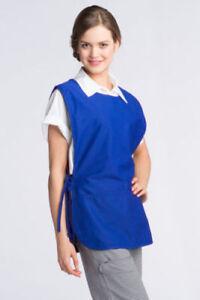 """VTEX Cobbler Apron, Standard Size (20"""" W X 28 """" L) 3075 Color: Royal Blue"""