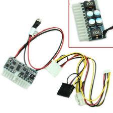 DC 12V 160W 24 Pin Pico ATX Schalter PSU Auto Mini ITX DC bis DC-Netzteil #D#