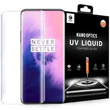 OnePlus 7 Pro | Szkło Hartowane, Tempered Glass | Mocolo 3D UV LED LIQUID
