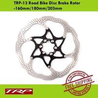 TRP TRP-13 Disc Brake Rotor 2 PIECE DESIGN For MTB & Road Bike-160mm/180mm/203mm