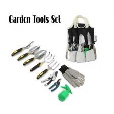 New Garden Tools Set 10 PCS Heavy Duty Gardening Kit Gardening Tools with Gloves