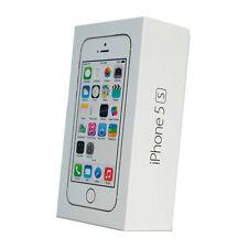 Apple iPhone 5S 32GB ORIGINAL | GRADO A | Plata I Libre I Sin Touch(fingerprint)