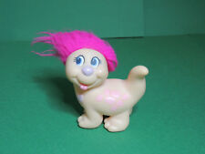 Snugglebumms,Lucky - Les Bum-Bum, Flocon figurine mini dinosaure 1985 Playskool