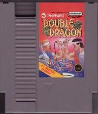 DOUBLE DRAGON ORIGINAL NINTENDO GAME SYSTEM CLASSIC NES HQ
