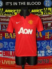 3.5/5 Manchester United adults S 2013 football shirt jersey trikot soccer