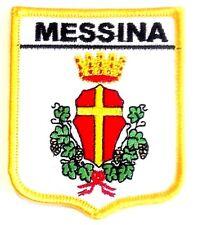 Messina Patch Ricamato