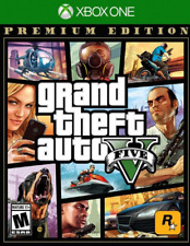 Grand Theft Auto V - Premium Online Edition (Xbox One, 2014)