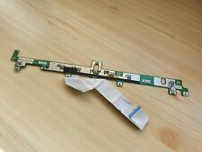 HP Compaq DV8000 Power Button Multi Media Board With Cable LS-2772 FAST POST