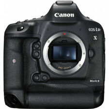 Canon EOS-1D X Mark II DSLR Camera (Body Only) BRAND NEW