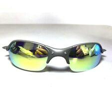 New Polarized Iridium Sunglasses Madman Alloy Cycling Sport Jogging Glasses Hot