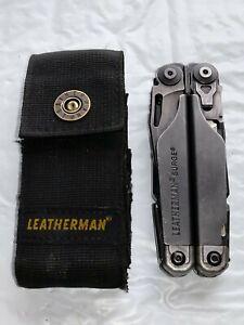 Leatherman Surge Multi Tool with case