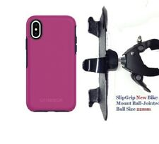SlipGrip Custom Made Holder For Apple iPhone X XS Using Otterbox Symmetry Case