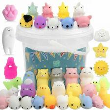 10x Mochi SQUISHY Soft Mini Cat Kawaii Animal Squishies Toy for STRESS RELIEF