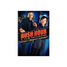 DVD NTSC 1 Rush Hour 3 Film Collection 2 Discs