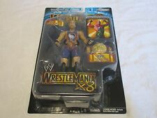 Jakks Pacific WWE Wrestlemania X8 RVD Rob Van Dam Intercontinental Champion Gold