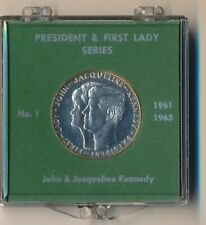 President & First Lady Series No. 1, John & Jaqueline Kennedy