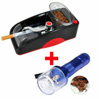 Electric Automatic Cigarette Machine Injector Rolling Maker Grinder Crusher