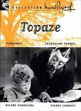 DVD – Topaze -  Marcel Pagnol 1951 - Fernandel -  English subtitles - Neuf
