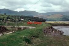 PHOTO  1979 SEA WALL AT ARTHOG TAKEN FROM CLOSE TO WHERE THE TRACK TO FEGLA FACH