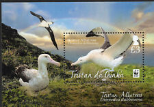 Tristan Da Cunha 2013 Endangered Species the Tristan Albatross sheet UM (MNH)