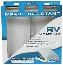 New Rv Vent Lids: Polypropylene camco 40151 Ventline starting with 2008 White