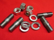 1928-31 Ford Model A water pump studs, nuts, and washers A-8501-HDW