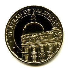 36 VALENCAY Chateau 2, La tour neuve, Tirage 800 ex., 2018, Monnaie de Paris