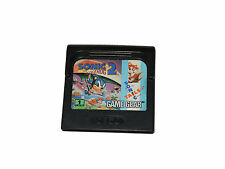 SONIC THE HEDGEHOG 2 Sega Game Gear videogame cart cartridge