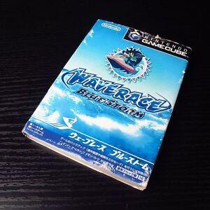 Wave Race Blue Storm: Nintendo GameCube GAME JAPAN NTSC-J with Manual Book #0301