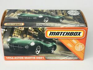 Matchbox 1956 Aston Martin DBR1
