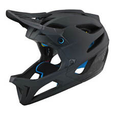 Troy Lee Designs Stage MIPS casco Stealth negro talla MD / L