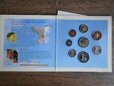UNITED KINGDOM - SET 1995 - BRILLANT UNCIRCULATED COINS
