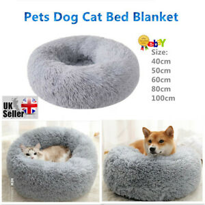 Dog Cat Pets Bed Super Soft Pet Sofa  Warm Basket Cushion