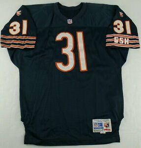 Vintage Wilson ProLine Chicago Bears Rashaan Salaam ProCut Jersey Size 46