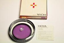 Hoya 58mm FL-W filter. New