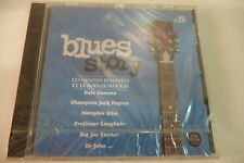 BLUES STORY CD NEUF .FATS DOMINO MEMPHIS SLIM CHAMPION JACK DUPREE DR JOHN....