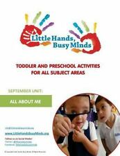 Back-To-School Activities: All about Me Thematic Unit : Daily Activities for...
